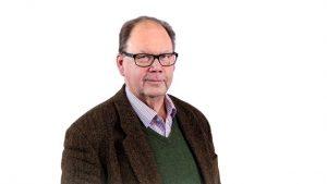 Leif Eriksson. Projektledare och programledare P4 Plus. Foto: Micke Grönberg/Sveriges Radio