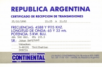 QSL JB 0014A